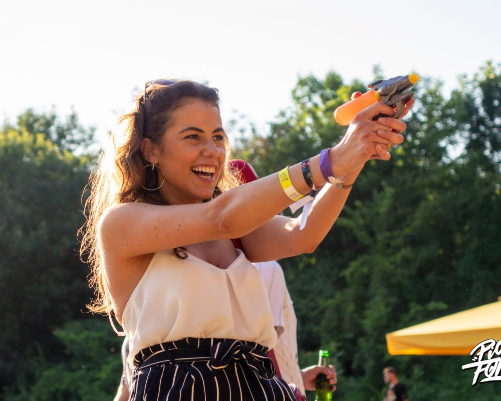 Water gun fun at Picnic Fonic 2019