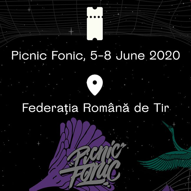 Descriptive image for the PicnicFonic 2020 Music Festival Ticket page