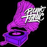 PIcnic Fonic Bucharest Music Festival patefon logo